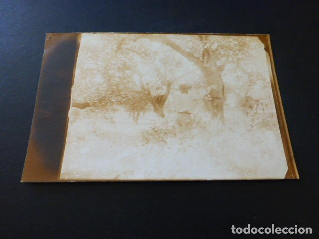 TRUJILLO CACERES FINCA AZUQUEN DEL HIERRO FAMILIA ORTIZ DE URBINA POSTAL FOTOGRAFICA REVERSO SIN DIV (Postales - España - Extremadura Antigua (hasta 1939))