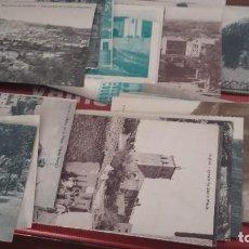 Postales: POSTALES HISTORICAS DE CACERES Y BADAJOZ - 130 POSTALES - COLECCIONABLE. Lote 164800802