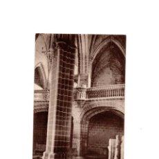 Postales: TRUJILLO.(CÁCERES).- SANTA MARÍA LA MAYOR DETALLE DEL CORO. Lote 165119850