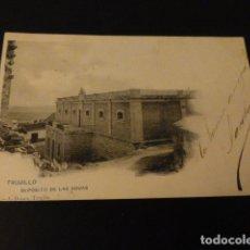 Postales: TRUJILLO CACERES DEPOSITO DE LAS AGUAS ED. A DURAN Nº 19. Lote 165412422
