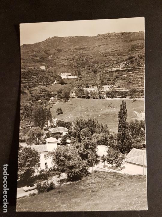 BAÑOS DE MONTEMAYOR CACERES LA GLORIETA Y SOLITARIO Nº 1008 SIN EDITOR (Postales - España - Extremadura Antigua (hasta 1939))