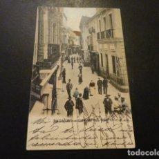Postales: BADAJOZ CALLE DE SAN JUAN ED. CLARAMON Y CIA Nº 7. Lote 166013518