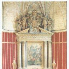Postales: BLOCK DE 23 POSTALES DEL MONASTERIO SAN JERONIMO DE YUSTE- PALACIO DEL EMPERADOR CARLOS V. Lote 166307482