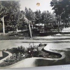 Postales: POSTAL. MÉRIDA N.15 PARQUE LÓPEZ DE AYALA. HELIOTIPIA ARTÍSTICA ESPAÑOLA . CIRCULADA. Lote 167108372