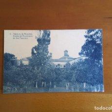 Postales: POSTAL VALENCIA DE ALCÁNTARA- 6 HUERTA DEL EXCONVENTO DE SAN FRANCISCO . Lote 167492672
