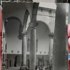 Postales: POSTAL CÁCERES ANTIGUA AÑOS CINCUENTA. Lote 167593896