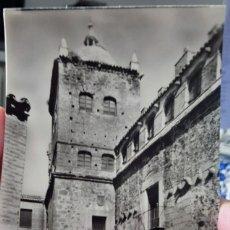 Postales: POSTAL CÁCERES ANTIGUA AÑOS CINCUENTA. Lote 167594532