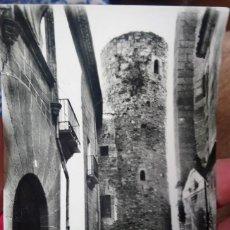 Postales: POSTAL CÁCERES ANTIGUA AÑOS CINCUENTA. Lote 167595080