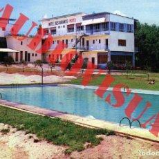 Postales: PLAYA EXTREMADURA ( CACERES ) - MOTEL MOYA - ESTACION DE SERVICIO - 1971 - ESCRITA. Lote 167616012