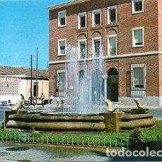 Postales: BADAJOZ - FUENTE LUMINOSA. Lote 167708472