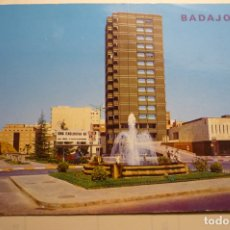 Postales: POSTAL BADAJOZ .-PL.VICTORIA --CIRCULADA. Lote 168303444