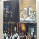 Postales: LOTE DE 3 POSTALES MONASTERIO DE GUADALUPE, CACERES. Lote 168458048