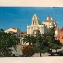 Postales: AZUAGA (BADAJOZ) POSTAL IGLESIA CRISTO DEL HUMILLADERO. EDITA: FARDI (H.1970?). Lote 168469816