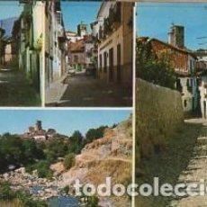 Postales: POSTAL DE HERVÁS (CÁCERES) - VARIAS VISTAS - AÑO 1971 - FITER - SIN CIRCULAR. Lote 168722088
