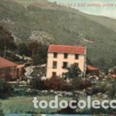 Postales: HERVÁS (CÁCERES) -UN CHALET A 800 M. SOBRE EL NIVEL DEL MAR - CASAS EDITOR - SIN CIRCULAR. Lote 169203552