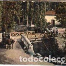 Postales: HERVÁS (CÁCERES) -PUENTE Y BOSQUE EN EL BALNEARIO - CASAS EDITOR - SIN CIRCULAR. Lote 169204320