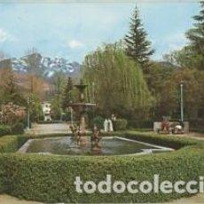 Postales: POSTAL DE HERVÁS (CÁCERES) - Nº 2005 GLORIETA CENTRAL DEL PARQUE - AÑO 1965 -P INVIC- ESC. AL DORSO. Lote 169990480
