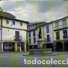 Postales: POSTAL DE HERVÁS (CÁCERES) PLAZA DE LA CORREDERA - LIBRERIA MARTÍN - SIN CIRCULAR. Lote 169992048