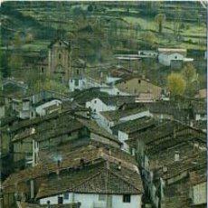 Postales: POSTAL DE HERVÁS (CÁCERES) PLAZA DEL CONVENTO - LIBRERIA MARTÍN - SIN CIRCULAR. Lote 169992292