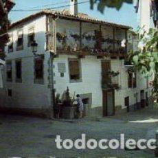 Postales: POSTAL DE HERVÁS (CÁCERES) CALLE ABAJO - LIBRERIA MARTÍN - SIN CIRCULAR. Lote 169992728