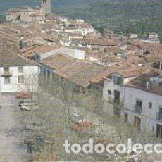 Postales: POSTAL DE HERVÁS (CÁCERES) - PLAZA DEL CONVENTO - LIBRERIA MARTÍN - SIN CIRCULAR. Lote 169993856