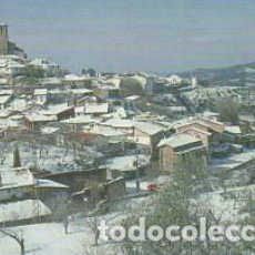 Postales: POSTAL DE HERVÁS (CÁCERES) - BARRIO JUDÍO (NEVADO) - LIBRERIA MARTÍN - ESCRITA AL DORSO. Lote 169994752