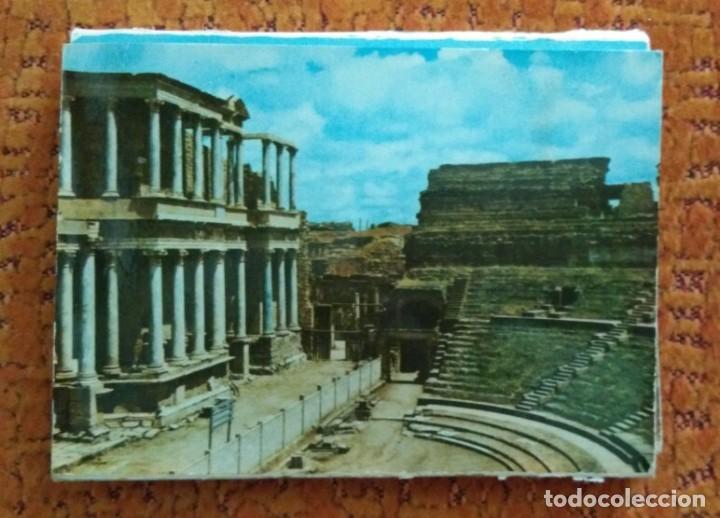 Postales: LIBRO DE POSTALES DE MÉRIDA - Foto 2 - 170008276