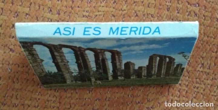 Postales: LIBRO DE POSTALES DE MÉRIDA - Foto 3 - 170008276