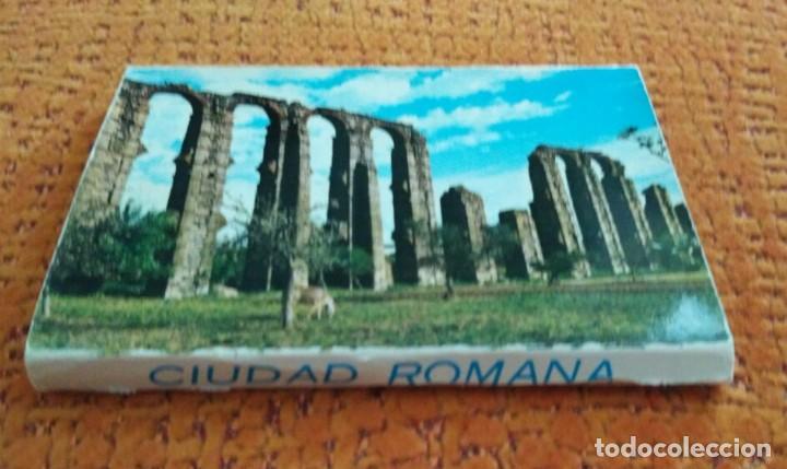 Postales: LIBRO DE POSTALES DE MÉRIDA - Foto 4 - 170008276