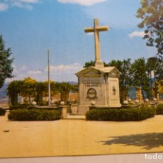 Postales: POSTAL PLASENCIA -MONUMENTO CAIDOS.-ESCRITA. Lote 170100416