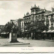 Postales: BADAJOZ-PLAZA DE ESPAÑA- ARRIBAS Nº 12. Lote 170904330