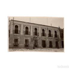 Postales: DON BENITO.(BADAJOZ).- COLEGIO DE SEGUNDA ENSEÑANZA. SAN JOSÉ. POSTAL FOTOGRÁFICA.. Lote 171093692