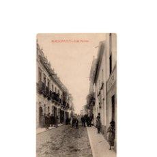 Postales: ALMENDRALEJO.(BADAJOZ).- CALLE MÁRTIRES.. Lote 171119775