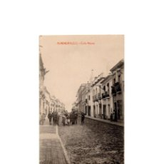 Postales: ALMENDRALEJO.(BADAJOZ).- CALLE MÉRIDA.. Lote 171119944