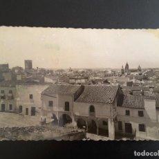 Postales: POSTAL BADAJOZ - VISTA PARCIAL Y PLAZA DE SAN JOSÉ. Lote 171226722