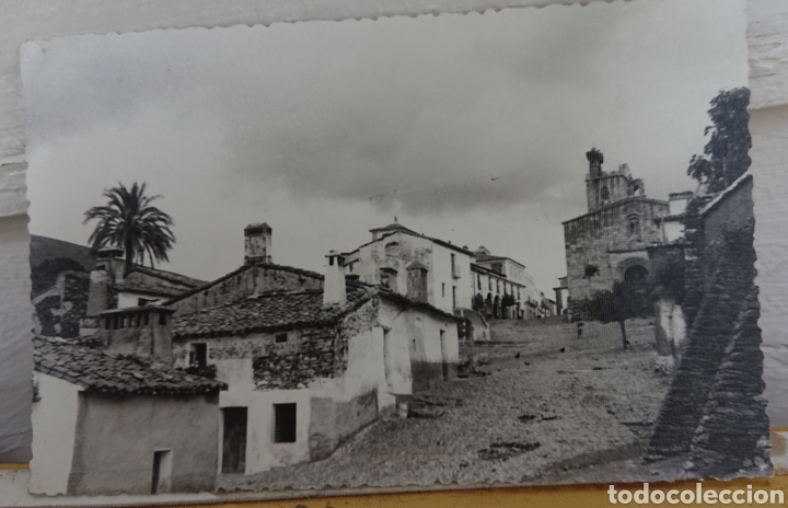 CÁCERES, POSTAL FOTOGRÁFICA, A EXPERTIZAR, VED FOTOS Y REVERSO (Postales - España - Extremadura Moderna (desde 1940))