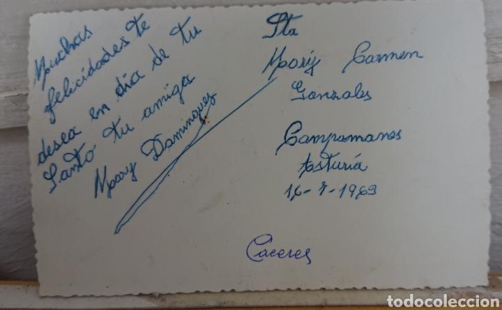 Postales: Cáceres, postal fotográfica, a expertizar, ved fotos y reverso - Foto 2 - 172025654