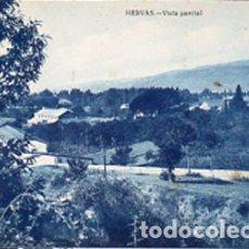 Postales: HERVÁS (CÁCERES) - VISTA PARCIAL - EDICIÓN LIBRERIA RONCERO - SIN CIRCULAR. Lote 172304815
