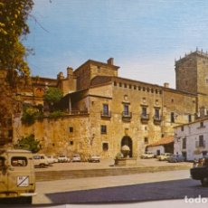 Postales: POSTAL PLASENCIA.-CASTILLO MARQUES DE MIRABEL. Lote 172723085