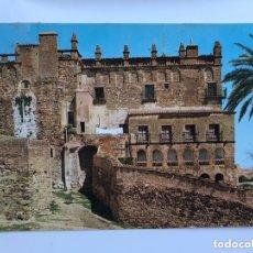 Cartes Postales: CÁCERES. POSTAL NO. 2019, PALACIO DE LAS VELETAS. EDITA: ED. ARRIBAS (A.1967) CIRCULADA... Lote 173962425