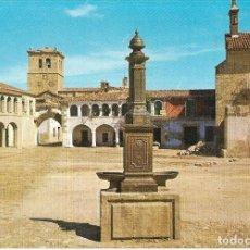 Postales: == Z1535 - POSTAL - GARROVILLAS - PLAZA. Lote 174409585