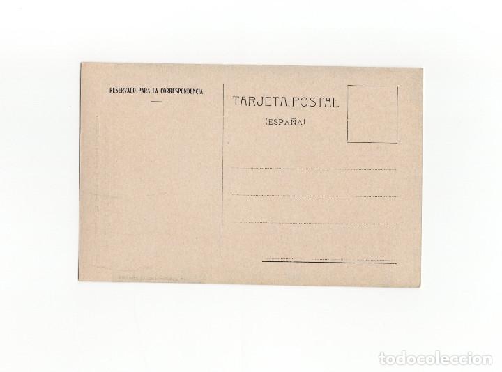 Postales: BAÑOS DE MONTEMAYOR.(CÁCERES).- FACHADA DE FRENTE DEL ANTIGUO BALNEARIO. - Foto 2 - 175158089