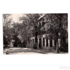 Postales: BAÑOS DE MONTEMAYOR.(CÁCERES).- RESIDENCIA DE VERANO.. Lote 175158457