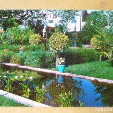 Postales: ALMENDRALEJO (BADAJOZ) - PARQUE VIRGEN DE LA PIEDAD (ESCRITA). Lote 175259084
