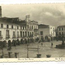 Cartes Postales: (PS-61666)POSTAL DE ZAFRA-PLAZA DE JOSE ANTONIO. Lote 175333563