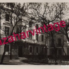 Postales: BADAJOZ, FOTOGRAFICA, SIN EDITOR, GOBIERNO MILITAR. Lote 175390259