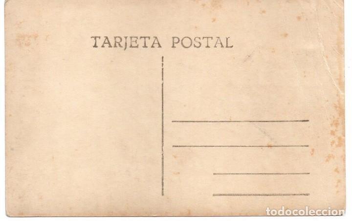 Postales: BADAJOZ.IGLESIA DE SAN JOSÉ. FOTOGRÁFICA. HACIA 1920. - Foto 2 - 175390879