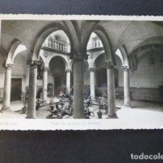 Postales: CACERES PATIO DE LA CASA DE LOS PEREROS ED. ARRIBAS Nº 14 REVERSO EN BLANCO. Lote 175932882