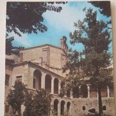Postales: SAN JERONIMO DE YUSTE CACERES MONASTERIO POSTAL. Lote 176098154