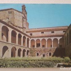Postales: SAN JERONIMO DE YUSTE CACERES CLAUSTRO POSTAL. Lote 176098263